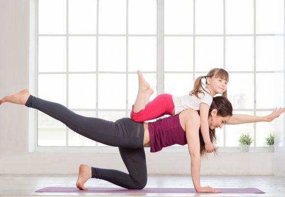 Yoga en familias