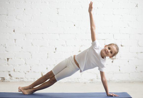 Clase de Yoga para niños GRATIS con Arianna Gugliemetto