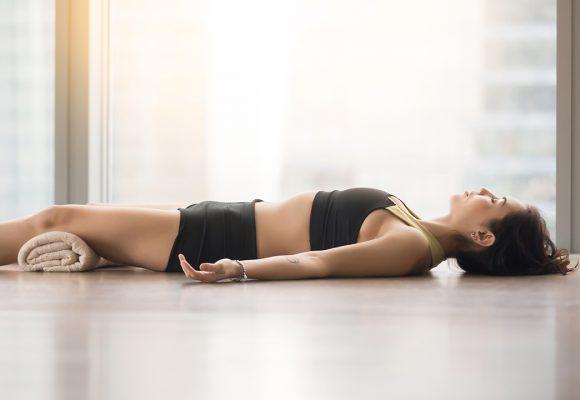 Clase de Yoga Restaurativo GRATIS con Gléh Quevedo