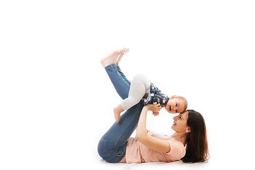 Yoga Mamás y Bebés 1 a 3 años